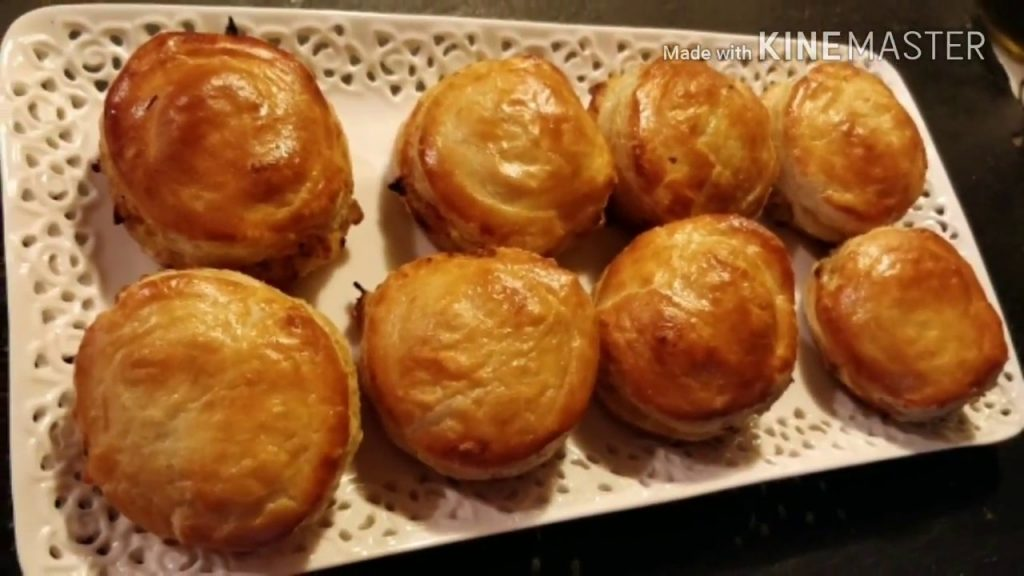 Chicken Puff Pastry Recipe
