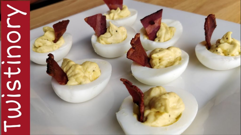 Easter Table Essential Deviled Eggs
