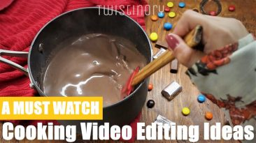 How To Shoot Cooking Videos - Food Trick Shots