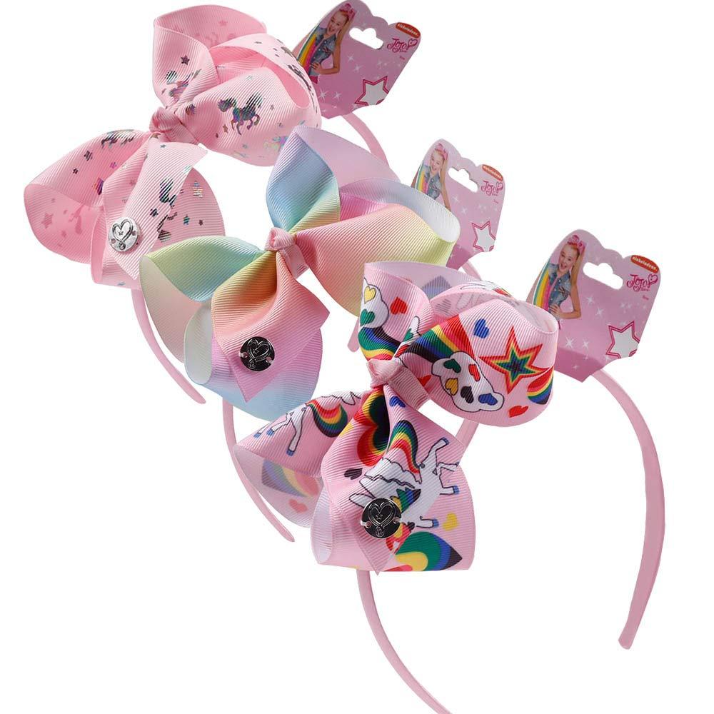 3pcs Jojo Bows Headbands