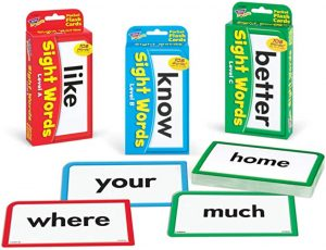 Flash Cards Homeschool E