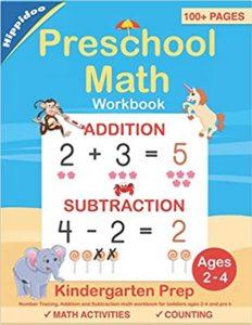 Math workbook Homeschool Essentials1611