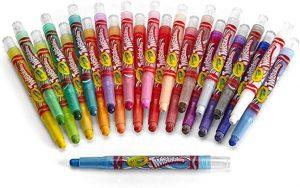 Twistable crayons Homeschool Essentials