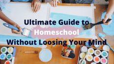 home school banner