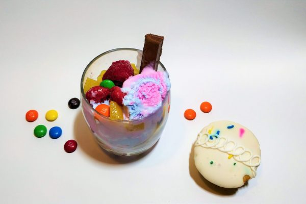 icecream dessert